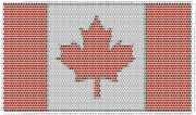 pattern Countries Canada Flags