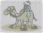 pattern Animals Camels