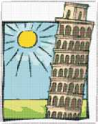 pattern Architecture Buildings Weather Sun Summer Countries Italy