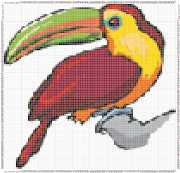 pattern Animals Birds