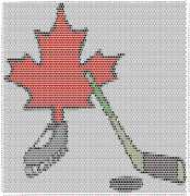 pattern Sports Hockey Countries Canada