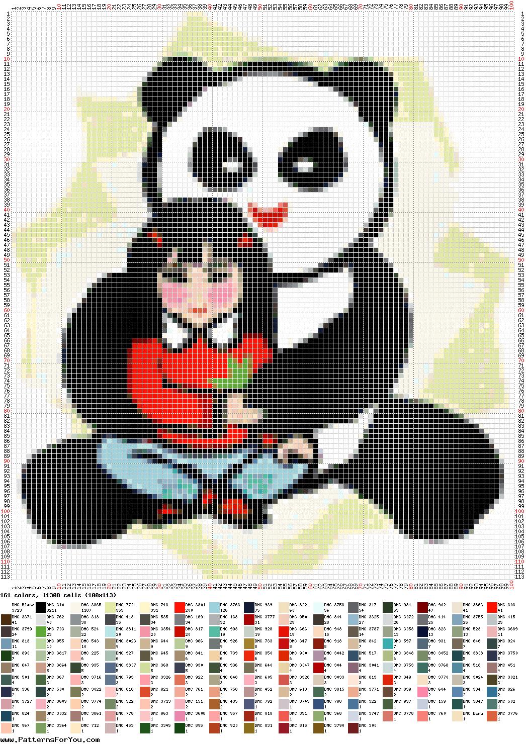 As crianças padrão de Pessoas Países China Pandas Animais