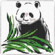 pattern Countries China Animals Pandas